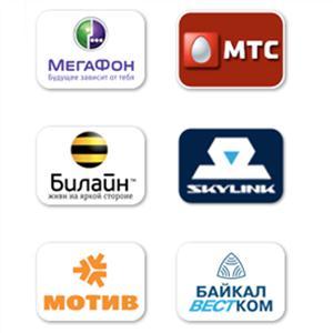 Операторы сотовой связи Аркули